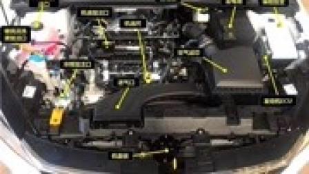 汽车发动机舱噪音大?自己动手改装这个零件,噪音变小了