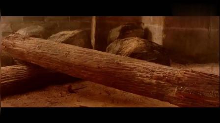 冒险王:关之琳牺牲自己把大家给救了,李连杰很难受