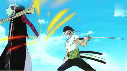 海贼王:历经两次战败的索隆,终于凭借努力重回巅峰!