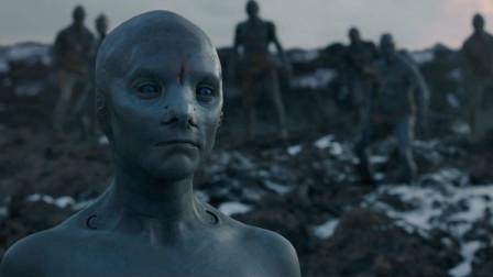 一分钟看完《冰肤传说》,人类和人鱼为领地厮杀