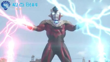 奥特曼:泰塔斯奥特曼双手还能掌控雷电,他是雷电之神吗?
