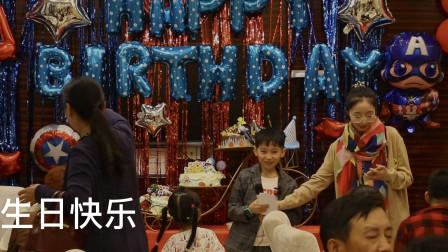 万柏伦十岁生日快乐