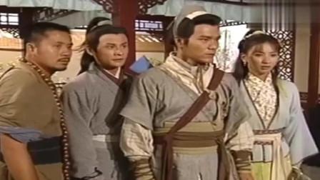 碧血剑:洋鬼子要跟中国姑娘比剑,怎料姑娘是个高手,当场教他做人
