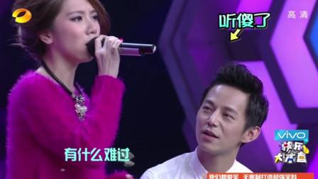 邓紫棋:老娘清唱一曲,百万调音师分分钟下岗!何炅直接听呆了