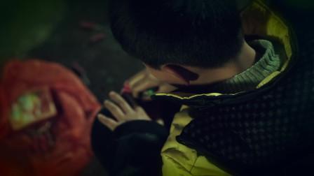 《深宫怨灵》——熊孩子深夜模仿大人烧纸竟被鬼liao