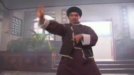 精武门:霍元甲迷踪拳到底有多凶,功夫硬汉连他一根汗毛都打不到