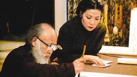 12岁少女跟张大千学画,6年后嫁他为妻,获赠一幅画,卖了4000万