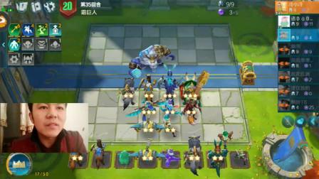 6射手4骑士与6射手4亡灵的巅峰对决,谁能笑到最后