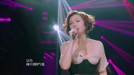我是歌手:陈洁仪的《心动》live,堪称经典之作!
