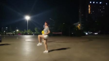 鬼步舞日常练习实录,这个舞步你会跳吗