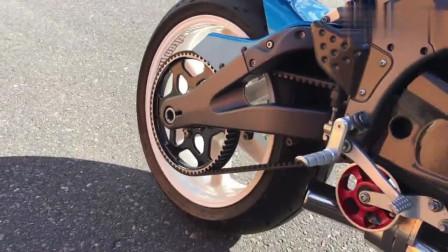 机车摩托:这声音的辨识度没谁了!简直怀疑人生,美国布尔V型双缸摩托车