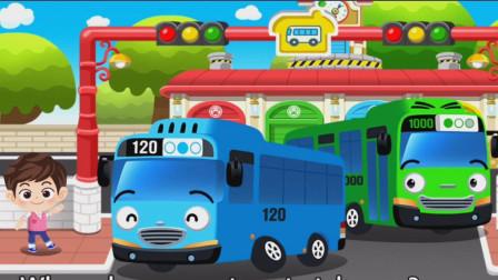 坐公车要遵守乘车规则,是谁在任意的捣乱呢?小公交车太友游戏