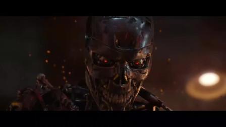 智能机器人只剩骨架战力还这么强