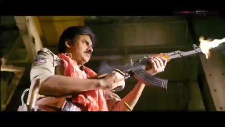 只有印度才敢拍的超猛动作电影,主角开挂无人能挡,一路碾压敌人