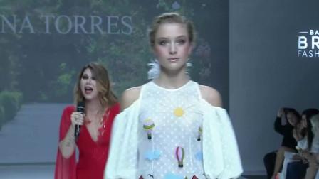 Ana Torres, nueva 时装秀 (11)