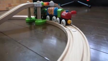 拼装托马斯小火车轨道玩具 儿童玩具