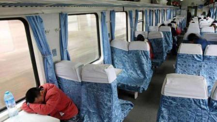 火车有空座为什么还会显示无座?列车员说出了实情,幸亏知道的早