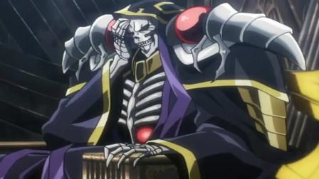 overlord:铃木在游戏里得心应手,手上的戒指能力堪比灭霸啊!