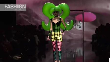 经典T台秀:2020纽约春夏时装周VENUS PROTOTYPE品牌时装秀第八部分