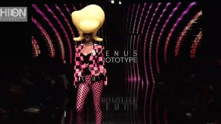 经典T台秀:2020纽约春夏时装周VENUS PROTOTYPE品牌时装秀第九部分