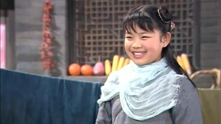 武林外传,小贝:嫂子,我能帮你洗衣服了,鸟牌皂角粉,洗出一代好掌门,爆笑