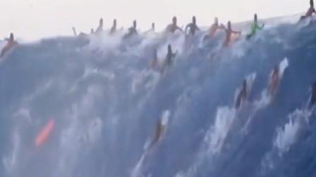 冲过去水上漂,冲不过海底捞,向这群英勇的挑战者致敬!