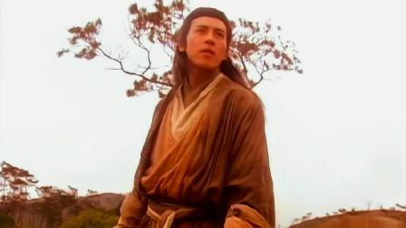 嵩山派加害恒山师太,令狐冲高能救场,独孤九剑大杀四方
