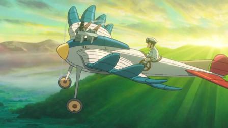 吉卜力工作室作品温情剪辑,致敬宫崎骏,每一帧都美到可以做壁纸