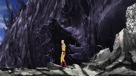 一拳超人:杰诺斯瞧不起龙卷,结果被瞬间秒杀!