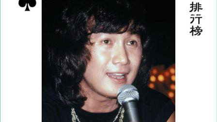 香港歌星排行榜扑克牌,黑桃A——许冠杰