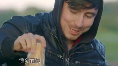 《鋒味》背包客带来了面包,霆锋尝试制作面包布丁!