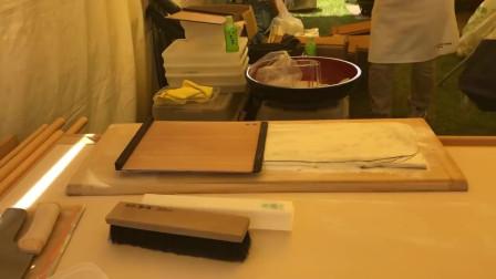 日本街头食品——艺术的荞麦面
