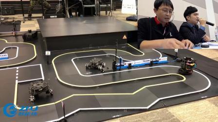ROBOTIS TurtleBot3 Burger轮式机器人比赛场景规则