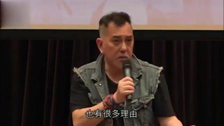 黄秋生:香港片有国际市场,因为有影坛大亨