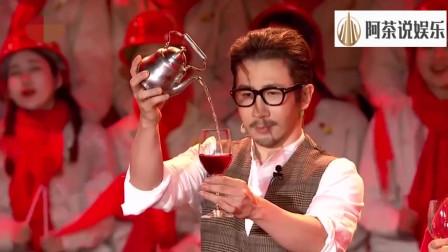 刘谦在春晚上表演的魔术,曾经在这个舞台表演过