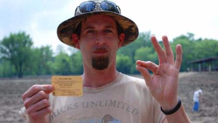全球唯一钻石公园,有本事挖到就能带走,6元门票挤破门槛!