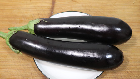 鱼香茄子最简单的家常做法,一点也不油腻,拿肉也不换,好吃下饭