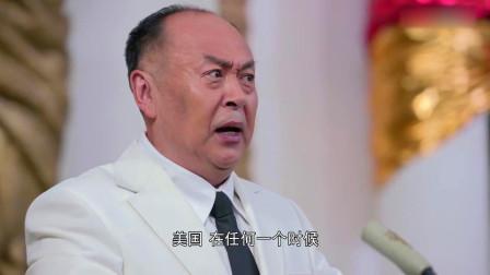 外交风云:美国军舰横行霸道,陈毅怒了,下秒炮轰金门!
