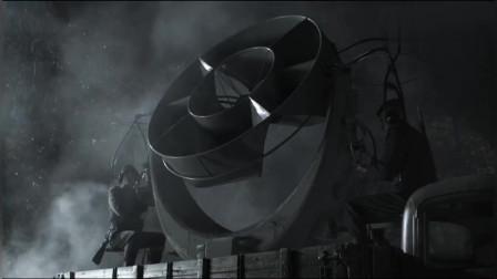 一部震撼的空战电影! 俄军轰炸机引擎被摧毁, 迫降前击落德军战机