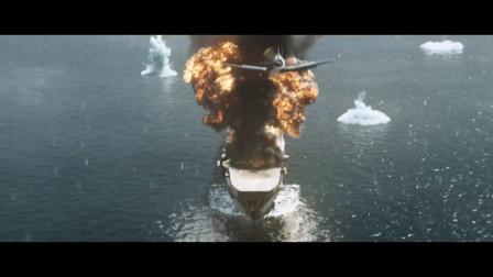 经典时刻:2019《中途岛之战》被炸掉的日军航母