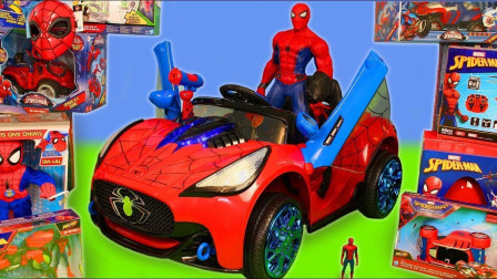 萌宝卡通玩具:为什么蜘蛛侠想要什么就有什么?为何大家这么宠他