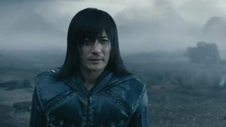此人武功极高 他的剑是冷 他的心是冷的!