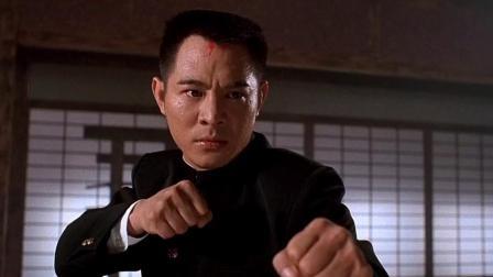 精武英雄:不管小日本的军刀有多锋利,一拉出皮带,直接碾压他