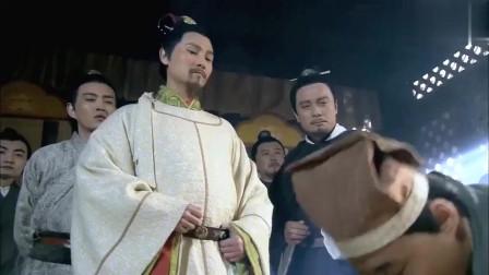 皇帝来到岳飞庙,想不到百姓竟让他给岳飞磕头,皇帝怒了