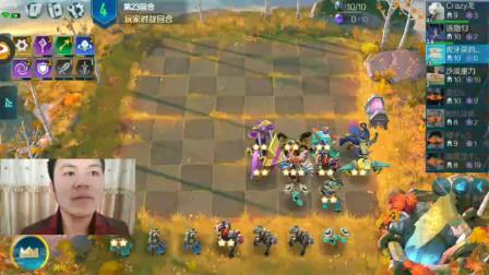 6机械终于凑齐,可好像输出不及6射手,防御不及6骑士