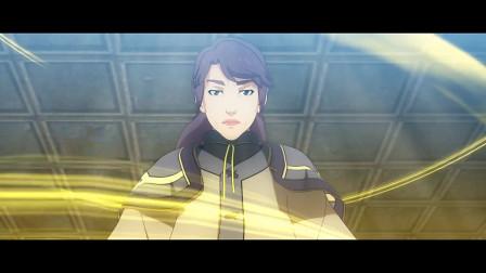 《魁拔妖侠传》玛朵布莎·丹-魁拔系列武力值最高的女性