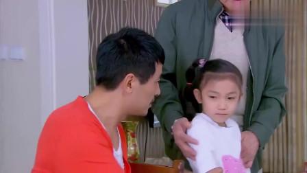 爷爷给孙女买炸糕,心机后妈耍计不让她吃,下一秒女孩让后妈后悔