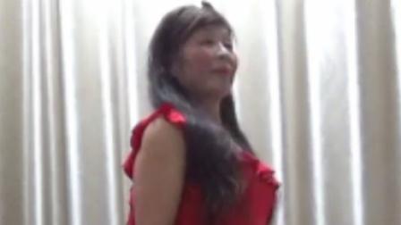 洋雪梅广场舞《红尘情歌》