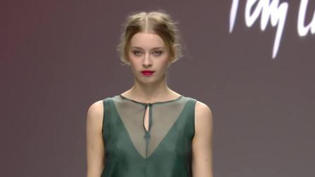 Fely Campo, vestidos  2020 时装秀 (5)