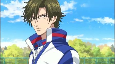新网球王子:手冢突然上场要和海棠打一场,看手冢的表情这次是认真的